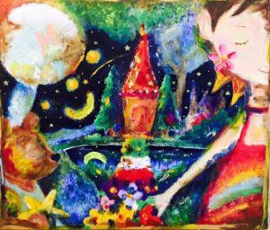 魔法の教室①