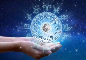 風の時代,青い宇宙,ホロスコープ