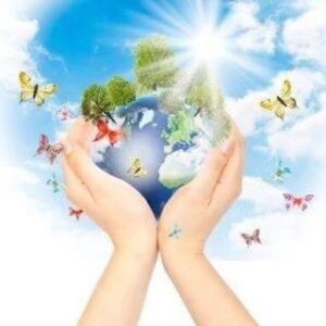地球,青い空,未来